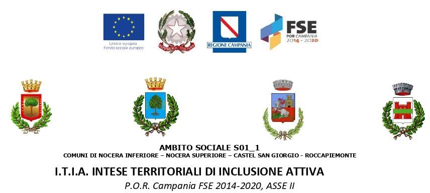 AVVISO PUBBLICO: AMBITO SOCIALE S01_1 – I.T.I.A. INTESE TERRITORIALI DI INCLUSIONE ATTIVA